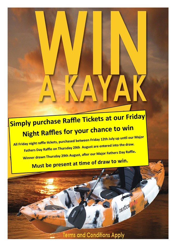 Win a Kayak